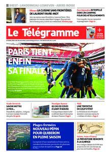 Le Télégramme Brest – 19 août 2020