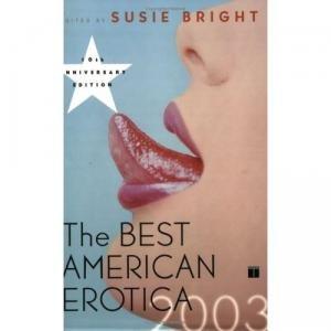 Best american erotica excerpt