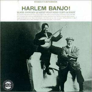 The Elmer Snowden Quartet - Harlem Banjo! (1960) Remastered 1990