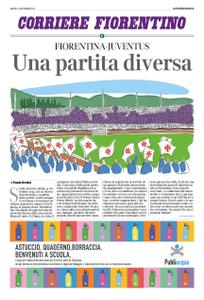 Corriere Fiorentino La Toscana – 14 settembre 2019