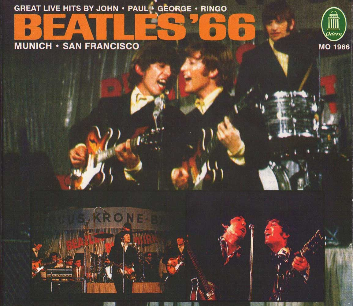 The Beatles - Beatles '66 (2000) {Odeon} **[RE-UP]**