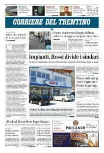 Corriere del Trentino - 1 Novembre 2017