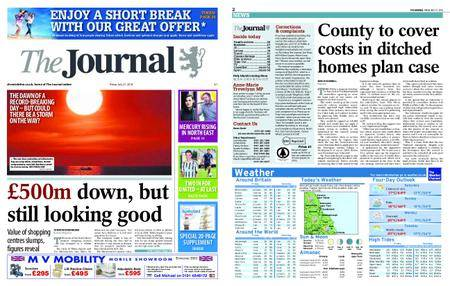 The Journal – July 27, 2018