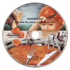 Mémoriance - L'Écume Des Jours (1979)