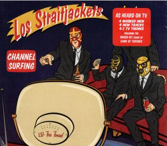 Los Straitjackets - Channel Surfing (EP) (2019)