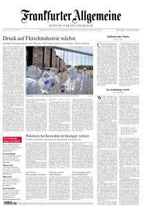 Frankfurter Allgemeine Zeitung - 22 Juni 2020