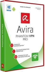 Avira Phantom VPN Pro 2.12.3.16045