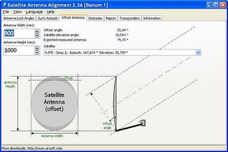 Satellite Antenna Alignment v2.36.5