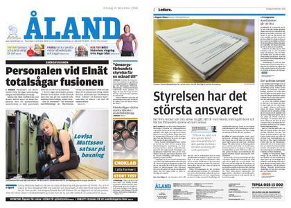 Ålandstidningen – 19 december 2018