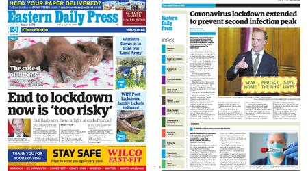 Eastern Daily Press – April 17, 2020