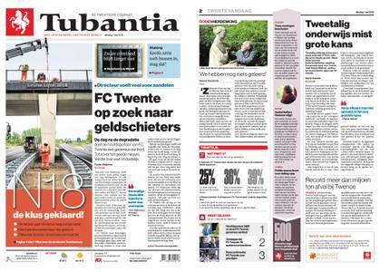 Tubantia - Enschede – 01 mei 2018