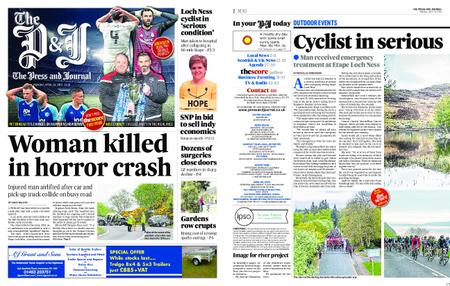 The Press and Journal Moray – April 29, 2019