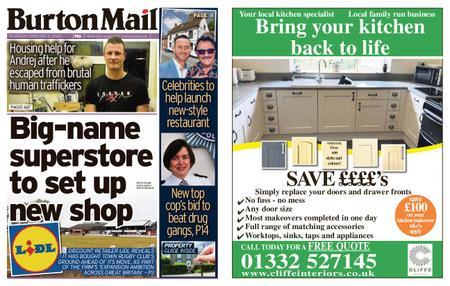 Burton Mail – February 06, 2020