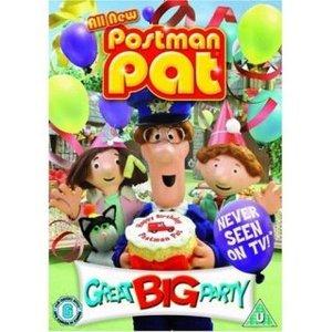 Postman Pat Great Big Party 2008 DVDRip