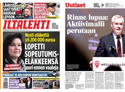 Iltalehti – 18.03.2019