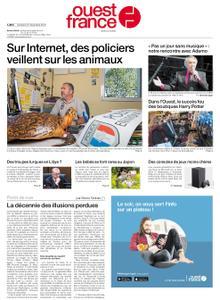 Ouest-France Édition France – 27 décembre 2019