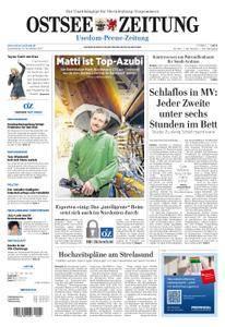 Ostsee Zeitung Wolgast - 16. November 2017