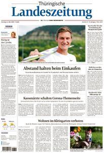 Thüringische Landeszeitung – 24. März 2020