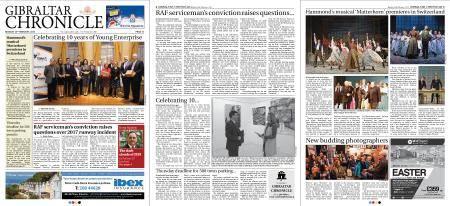 Gibraltar Chronicle – 26 February 2018