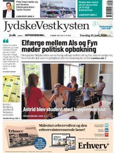 JydskeVestkysten Sønderborg – 25. juni 2020