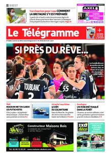 Le Télégramme Brest – 31 mai 2021