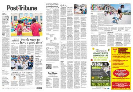 Post-Tribune – August 03, 2021