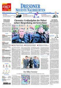 Dresdner Neueste Nachrichten - 31. August 2018