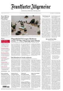 Frankfurter Allgemeine Zeitung F.A.Z. - 19. März 2019