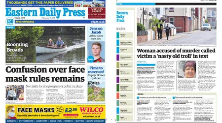 Eastern Daily Press – July 24, 2020