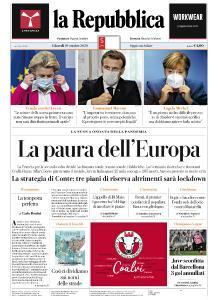 la Repubblica - 29 Ottobre 2020