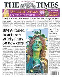 The Times - 2 May 2018