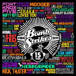 VA - Bombstrikes 15 Years (Curated By Mooqee & Beatvandals) (2019)