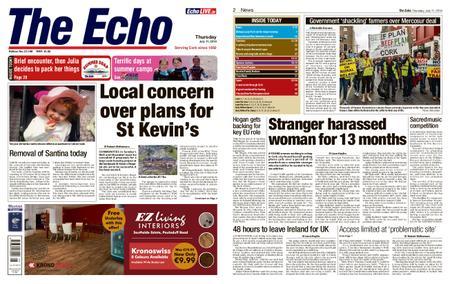 Evening Echo – July 11, 2019