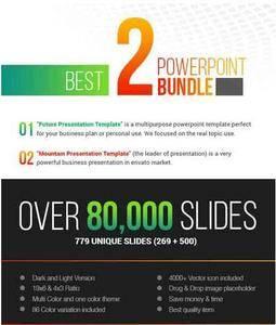 GraphicRiver - PowerPoint Presentation Bundle v04