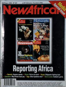 New African - JulyAugust 2000