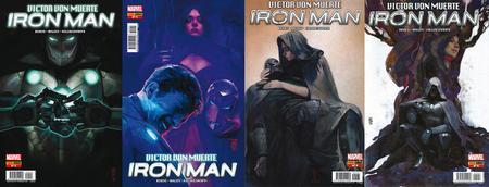 Victor Von Muerte - Iron Man #3-6