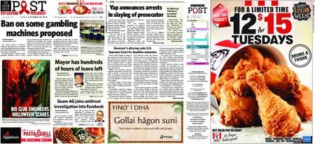 The Guam Daily Post – October 29, 2019