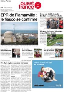 Ouest-France Édition France – 29 octobre 2019