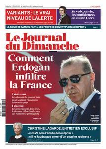 Le Journal du Dimanche - 07 février 2021
