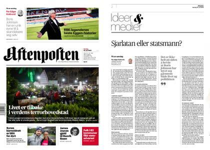 Aftenposten – 16. juni 2019