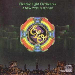 Electric Light Orchestra - A New World Record (1976) {1990 Jet/CBS/Columbia} **[RE-UP]**