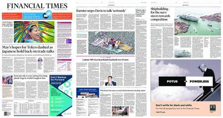 Financial Times UK – August 29, 2017