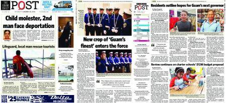 The Guam Daily Post – January 20, 2018