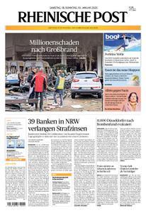Rheinische Post – 18. Januar 2020