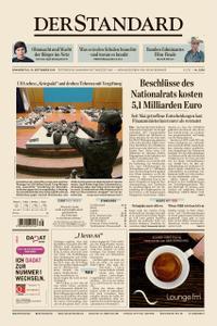 Der Standard – 19. September 2019