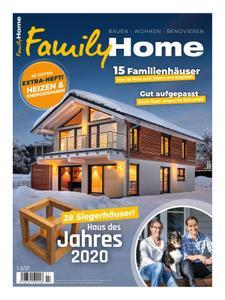 Family Home – Januar 2021