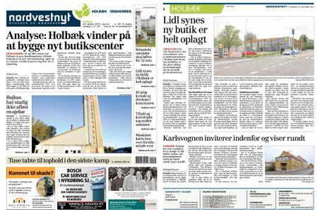 Nordvestnyt Holbæk Odsherred – 29. oktober 2019