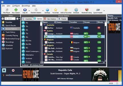 RadioMaximus Pro 2.25.5 Multilingual