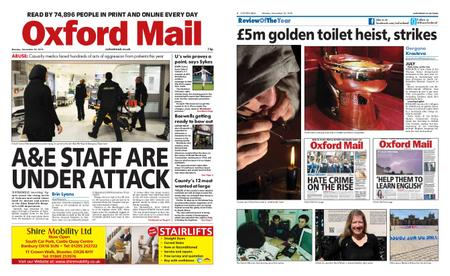 Oxford Mail – December 30, 2019