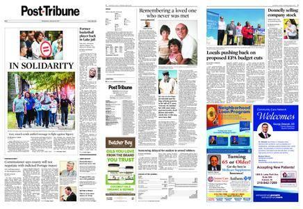 Post-Tribune – August 30, 2017